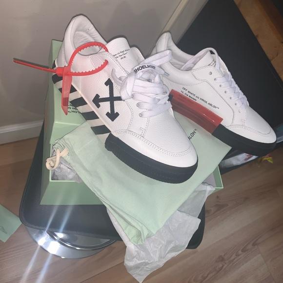 Arrow Low Vulcanized Sneakers | Poshmark